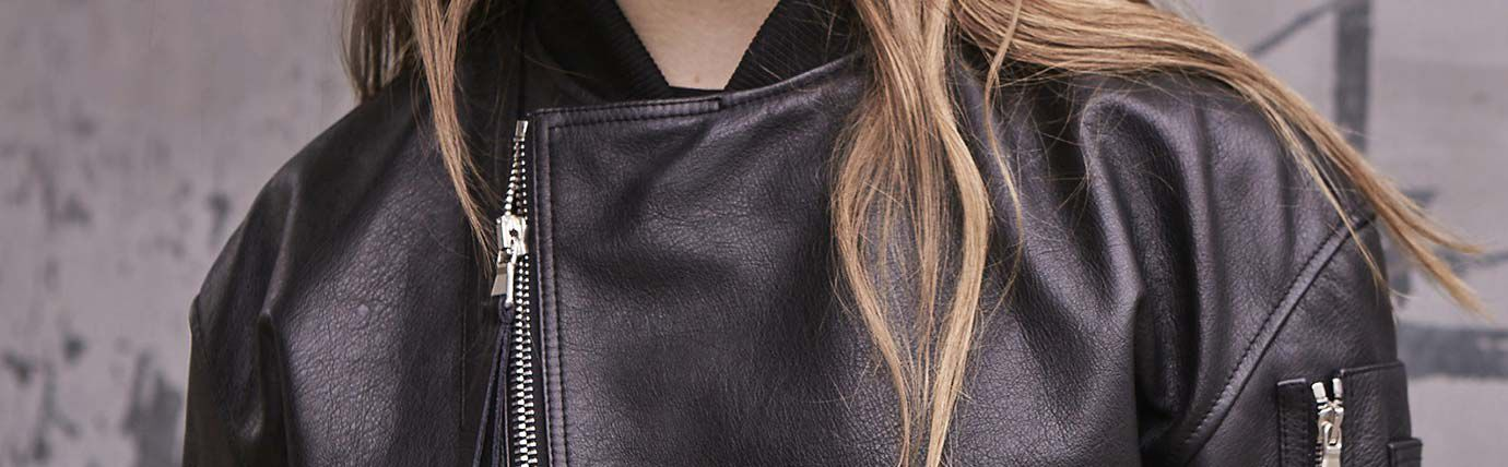 Leather Woman Diesel Black Gold