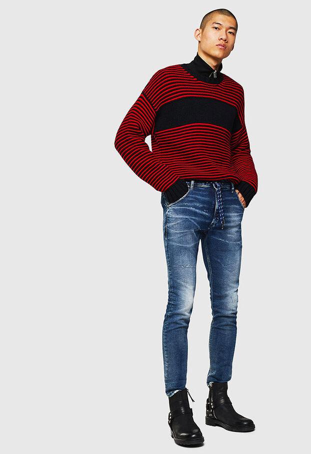 Krooley JoggJeans 0096M, Dark Blue - Jeans