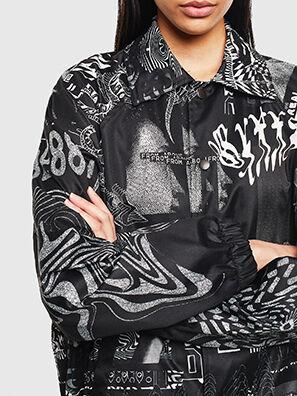 J-AKIPRINT, Black - Jackets