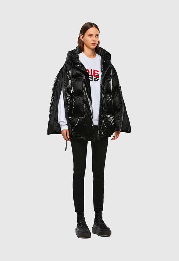 W-DERK, Black - Winter Jackets