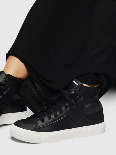 Diesel - S-ASTICO MID LACE W, Black - Sneakers - Image 5