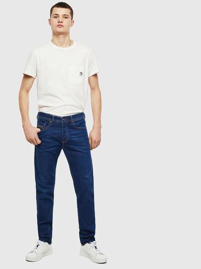 Diesel - Buster 0095Z, Dark Blue - Jeans - Image 5