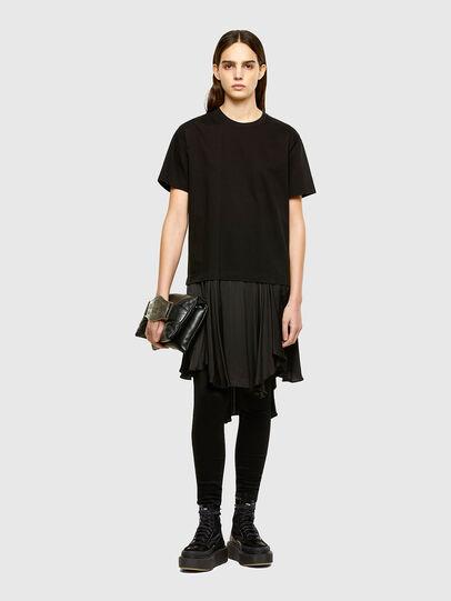 Diesel - D-JOLLIE, Black - Dresses - Image 1
