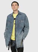 D-LOREN, Blue Jeans - Denim Jackets
