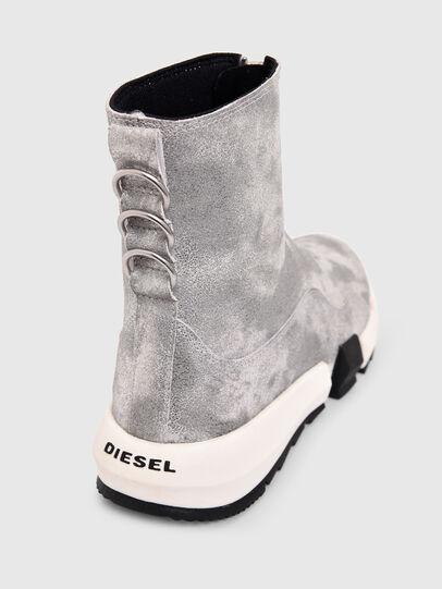 Diesel - H-PADOLA Z PC W, Silver - Sneakers - Image 4