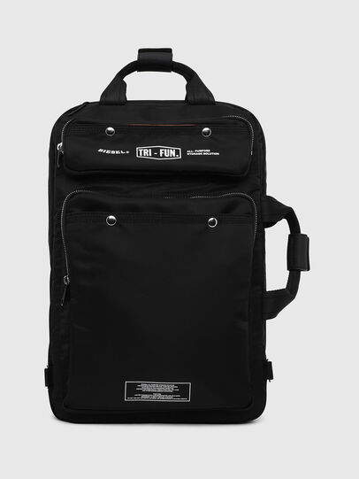 Diesel - TROPHY, Black - Backpacks - Image 1
