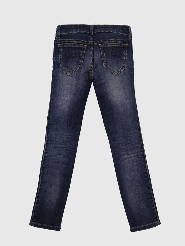 KIDS SKINZEE-LOW-J-N, Dark Blue - Jeans - Image 2