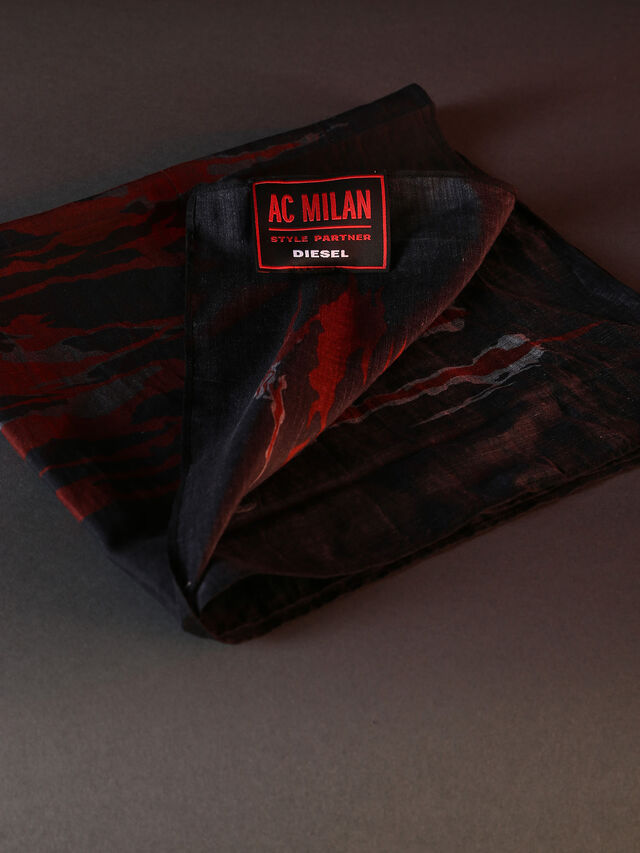 DVL-BANDANA-SPECIAL COLLECTION, Red/Black