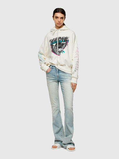 Diesel - F-MAGDALENA-A2, White - Sweaters - Image 5