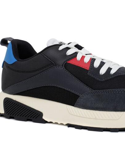 Diesel - S-TYCHE LOW CUT, Dark Blue - Sneakers - Image 4