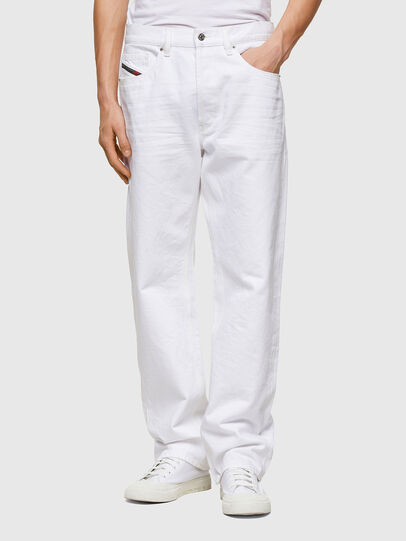 Diesel - D-Macs 0ABBY, White - Jeans - Image 1