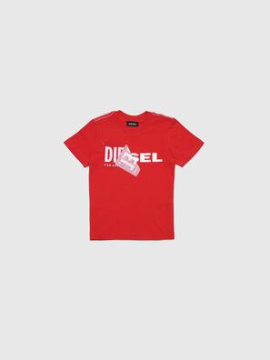 TOQUEB MC-R, Red - T-shirts and Tops