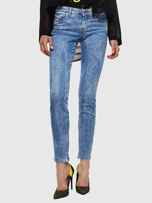 Gracey JoggJeans 0870P, Light Blue - Jeans