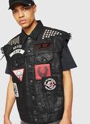 PS-D-VINNY, Black - Denim Jackets