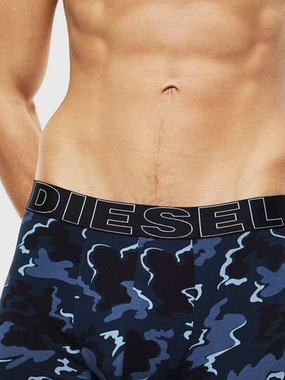 Diesel - UMBX-DAMIENTHREEPACK, Black/Blue - Trunks - Image 4