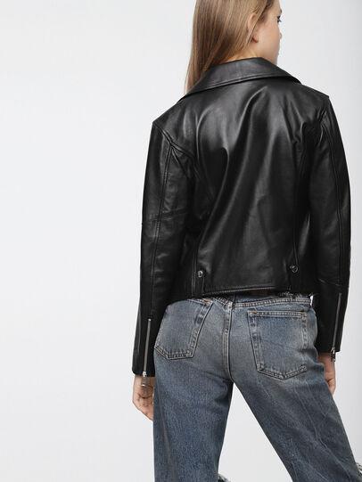 Diesel - L-LYF,  - Leather jackets - Image 2