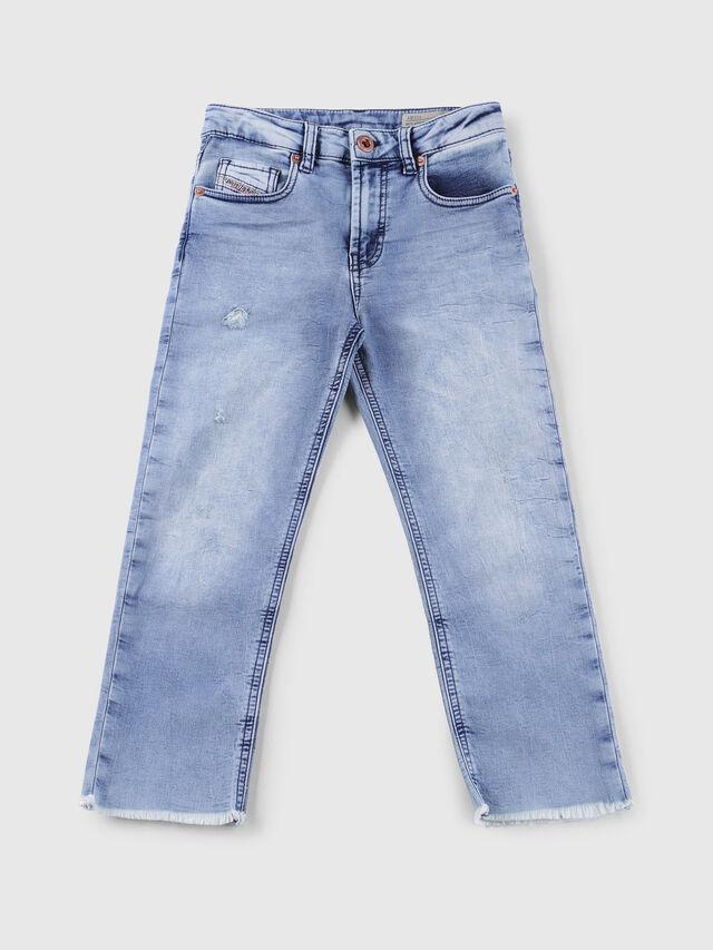 Diesel - ARYEL-J JOGGJEANS, Light Blue - Jeans - Image 1