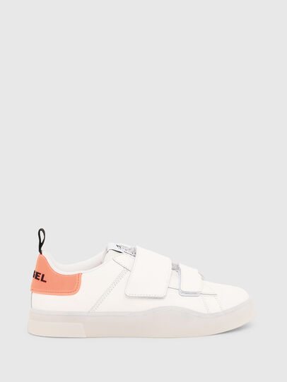 Diesel - S-CLEVER LOW STRAP W,  - Sneakers - Image 1