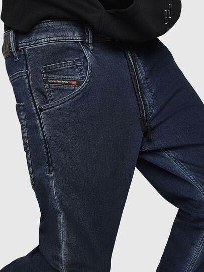 Diesel - Krooley JoggJeans 069HY, Dark Blue - Jeans - Image 3