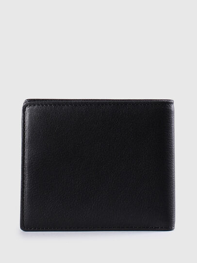 Diesel - NEELA S, Black Leather - Small Wallets - Image 2