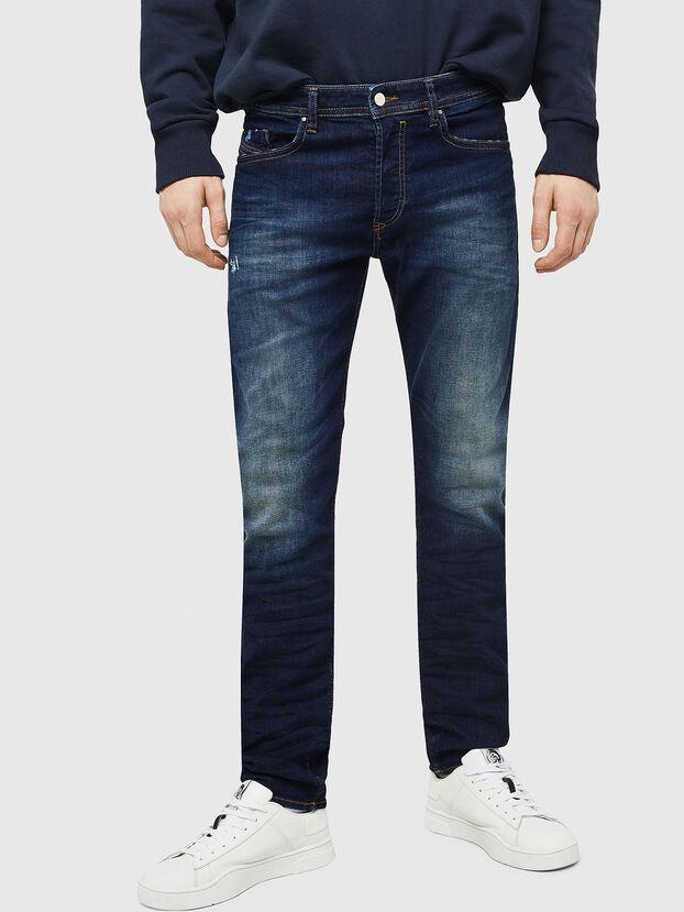 Buster 069BM, Dark Blue - Jeans