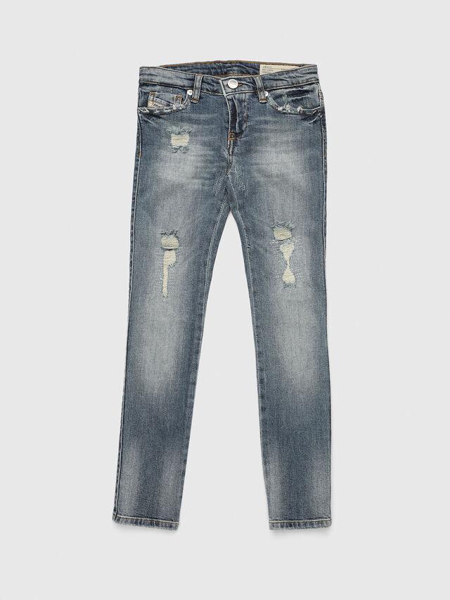 Diesel - SKINZEE-LOW-J-N, Blue Jeans - Jeans - Image 1
