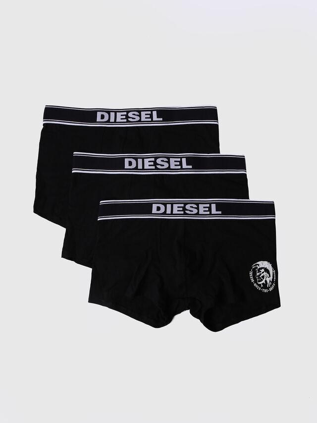 Diesel - UMBX-SHAWNTHREEPACK, Black - Trunks - Image 1