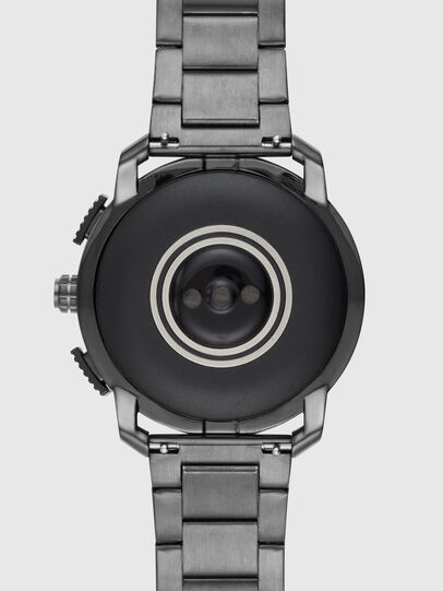 Diesel - DT2017, Dark grey - Smartwatches - Image 4
