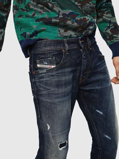 Diesel - Thommer 0890W, Dark Blue - Jeans - Image 3