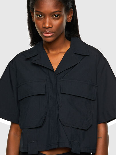 Diesel - C-ADARA-A, Black - Shirts - Image 3