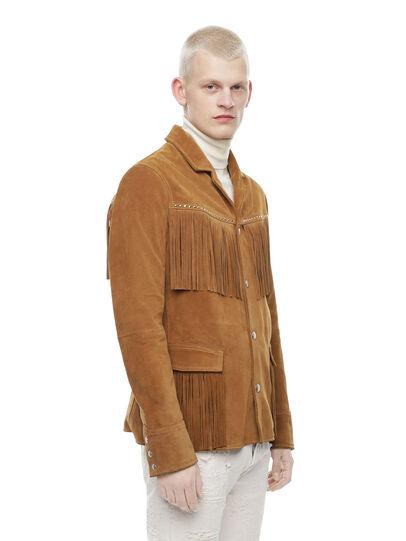 Diesel - LEOS,  - Leather jackets - Image 3