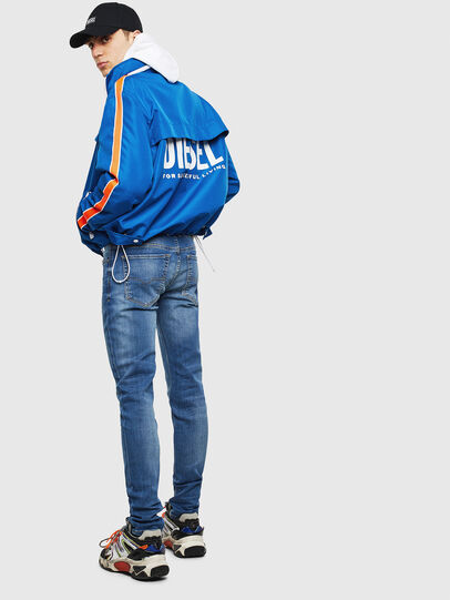 Diesel - Sleenker CN053, Medium blue - Jeans - Image 5