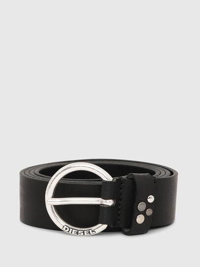 Diesel - B-WANNA, Black - Belts - Image 1