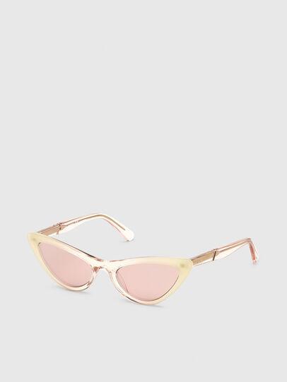 Diesel - DL0303, Gold - Sunglasses - Image 2