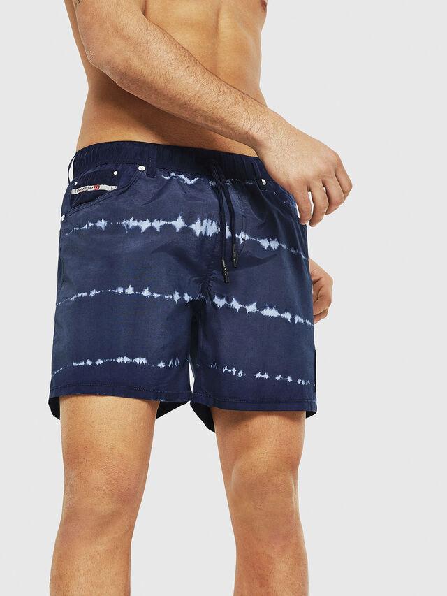 Diesel - BMBX-WAYKEEKI 2.017, Blue - Swim shorts - Image 1