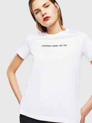 T-SILY-COPY, White - T-Shirts