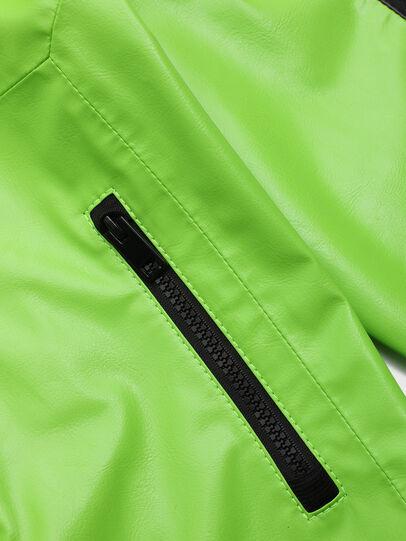 Diesel - JCARRSY, Green Fluo - Jackets - Image 3