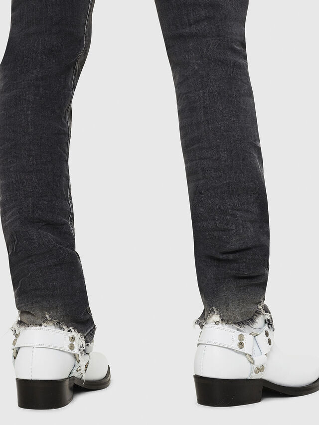 Diesel - Thommer 069DM, Black/Dark grey - Jeans - Image 5