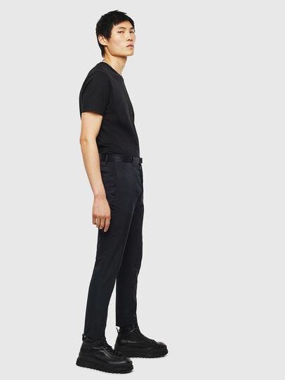 Diesel - P-LOST-NP, Black - Pants - Image 6