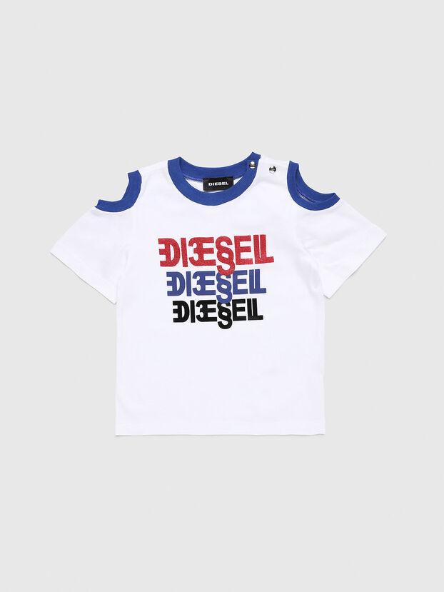 TANIURAB, White - T-shirts and Tops
