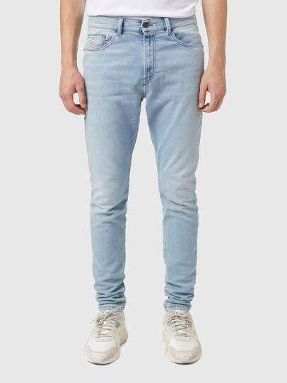 Diesel - D-Amny JoggJeans® Z69VL, Light Blue - Jeans - Image 1
