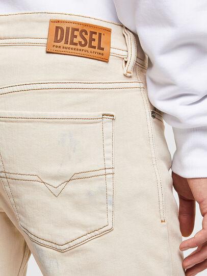 Diesel - Sleenker 009VJ, White - Jeans - Image 4