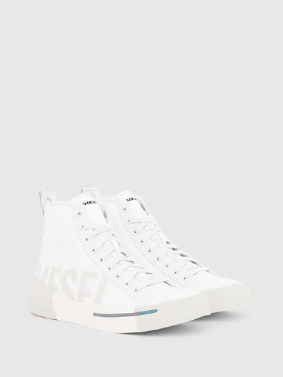 Diesel - S-DESE MID CUT W, White - Sneakers - Image 2
