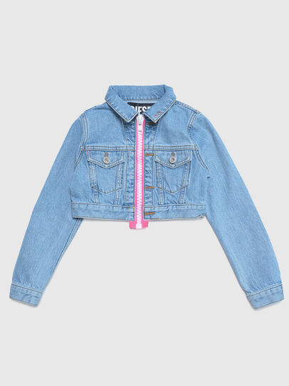 Diesel - JZAUPY, Blue Jeans - Jackets - Image 1
