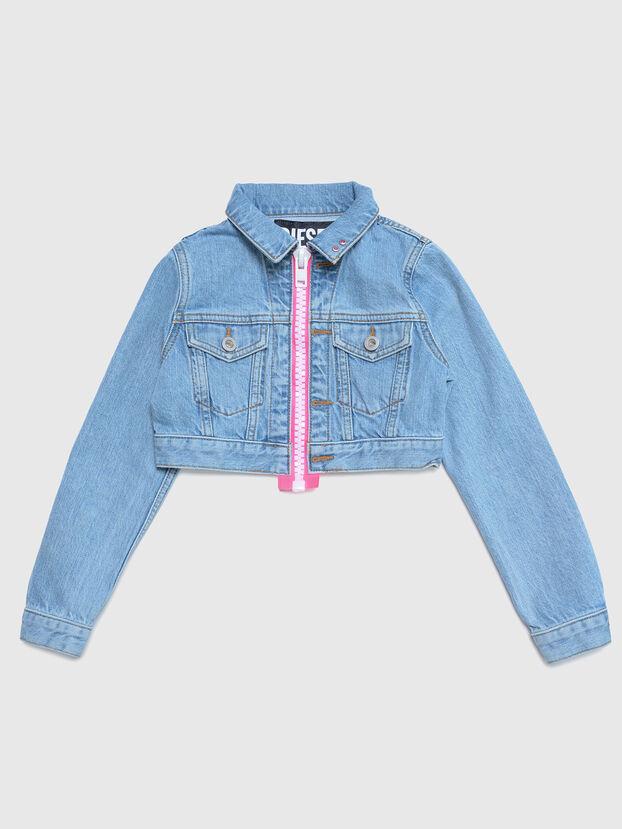 JZAUPY, Blue Jeans - Jackets