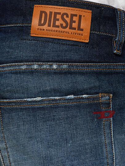 Diesel - D-Vider 0092I, Dark Blue - Jeans - Image 4