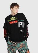 S-TAKEO, Multicolor/Black - Sweaters