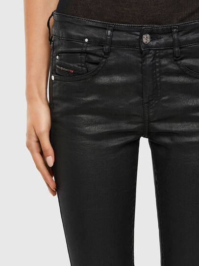 Diesel - D-Ollies JoggJeans® 069QJ, Black/Dark grey - Jeans - Image 4