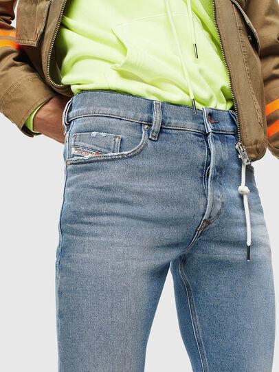 Diesel - Tepphar 0096Y, Light Blue - Jeans - Image 3