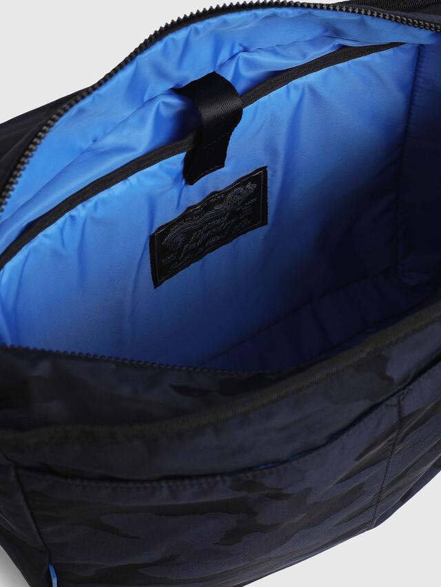 Diesel - F-DISCOVER MESSENGER, Dark Blue - Crossbody Bags - Image 4